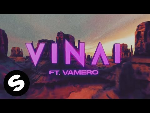 VINAI - Rise Up (feat. Vamero) [Official Lyric Video]