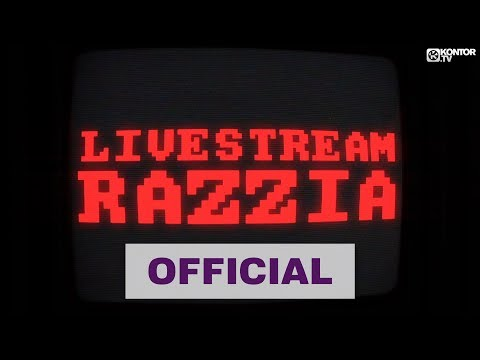 Le Shuuk x Rob & Chris feat. Tom Mountain - Livestream Razzia (Official Video)