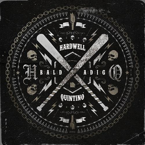 Hardwell & Quintino - Baldadig (Extended Mix)