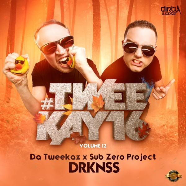 Da Tweekaz & Sub Zero Project - DRKNSS (Original Mix)
