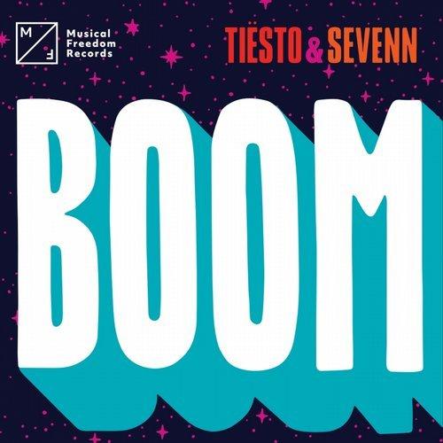 Tiesto, Sevenn - BOOM (Extended Mix)