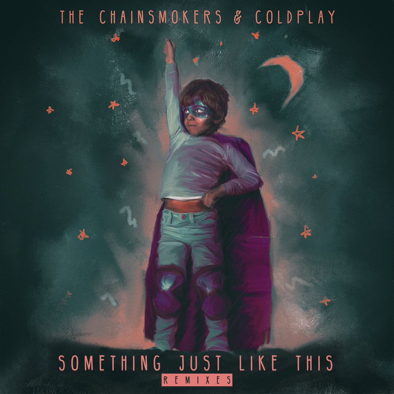 The Chainsmokers & Coldplay - Something Just Like This (Alesso Remix)