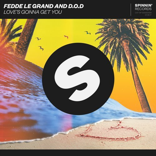 Fedde Le Grand & D.O.D - Loves Gonna Get You (Extended Mix)