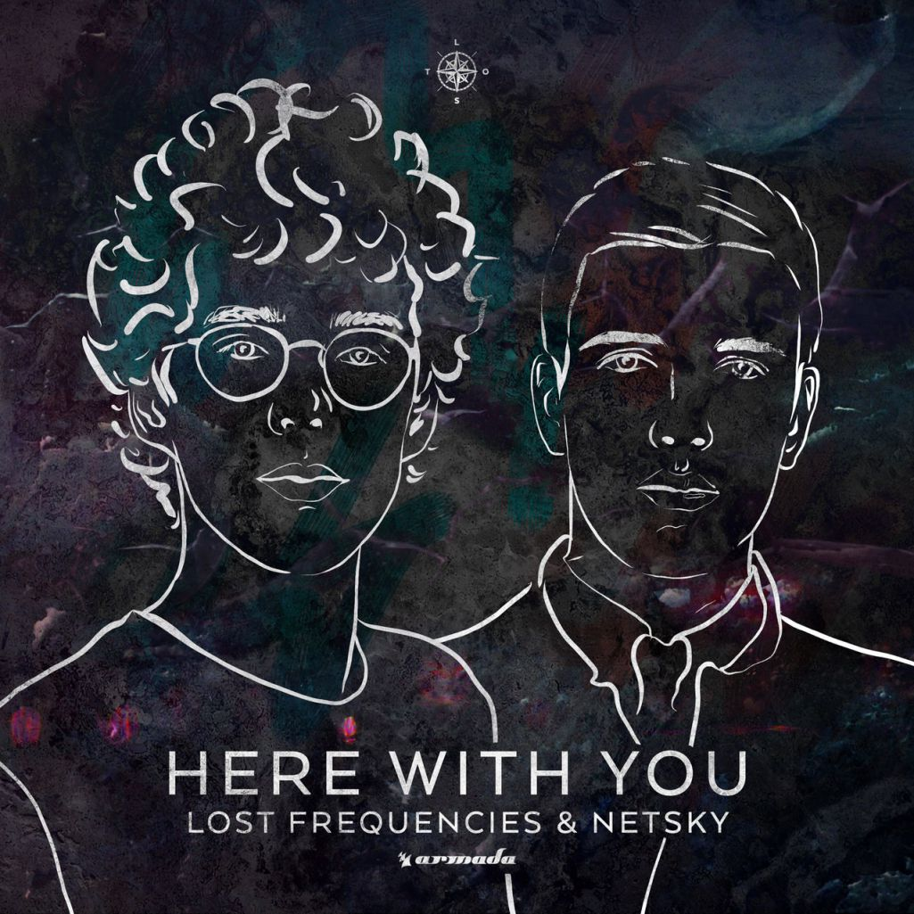 Lost Frequencies & Netsky - Here with You (Extended Mix)