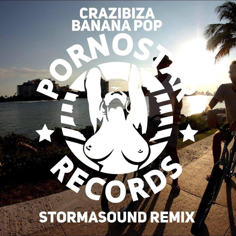 Crazibiza - Banana Pop (Stormasound Remix)