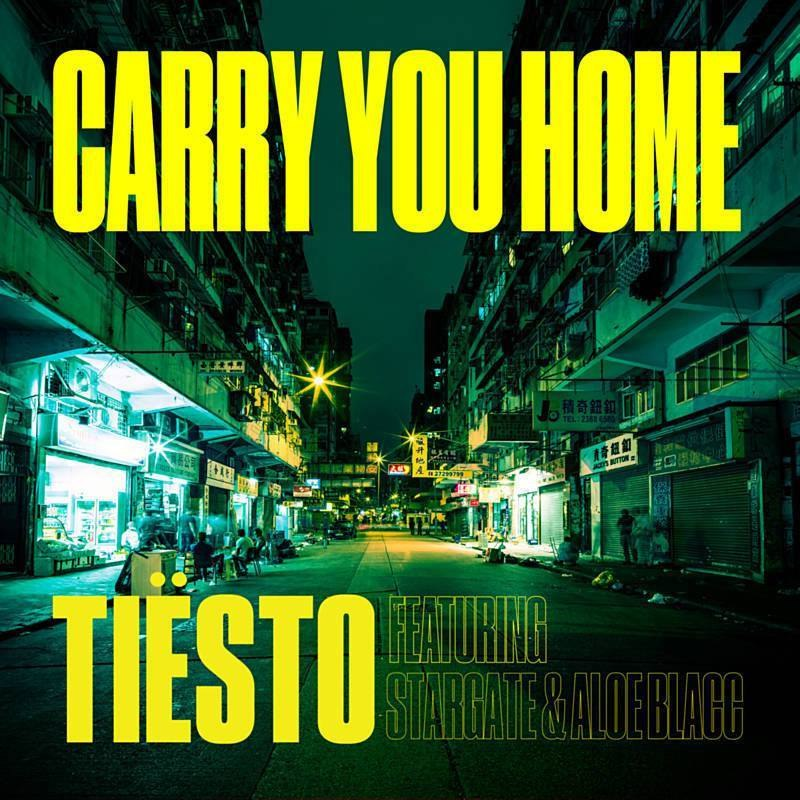 Tiësto feat. Stargate & Aloe Blacc - Carry You Home