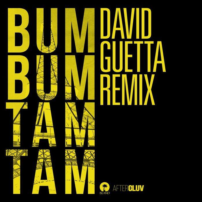 Mc Fioti - Bum Bum Tam Tam (David Guetta Remix)