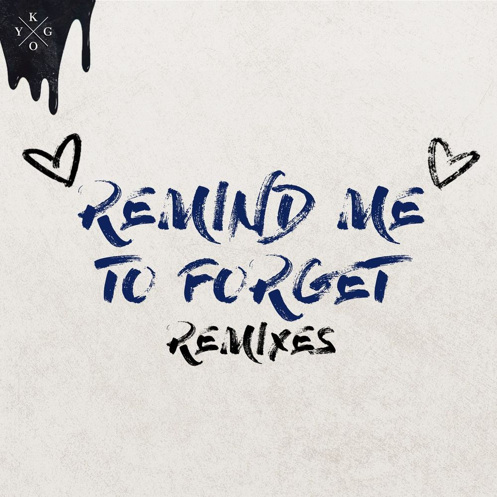 Kygo - Remind Me to Forget (Syn Cole Remix)