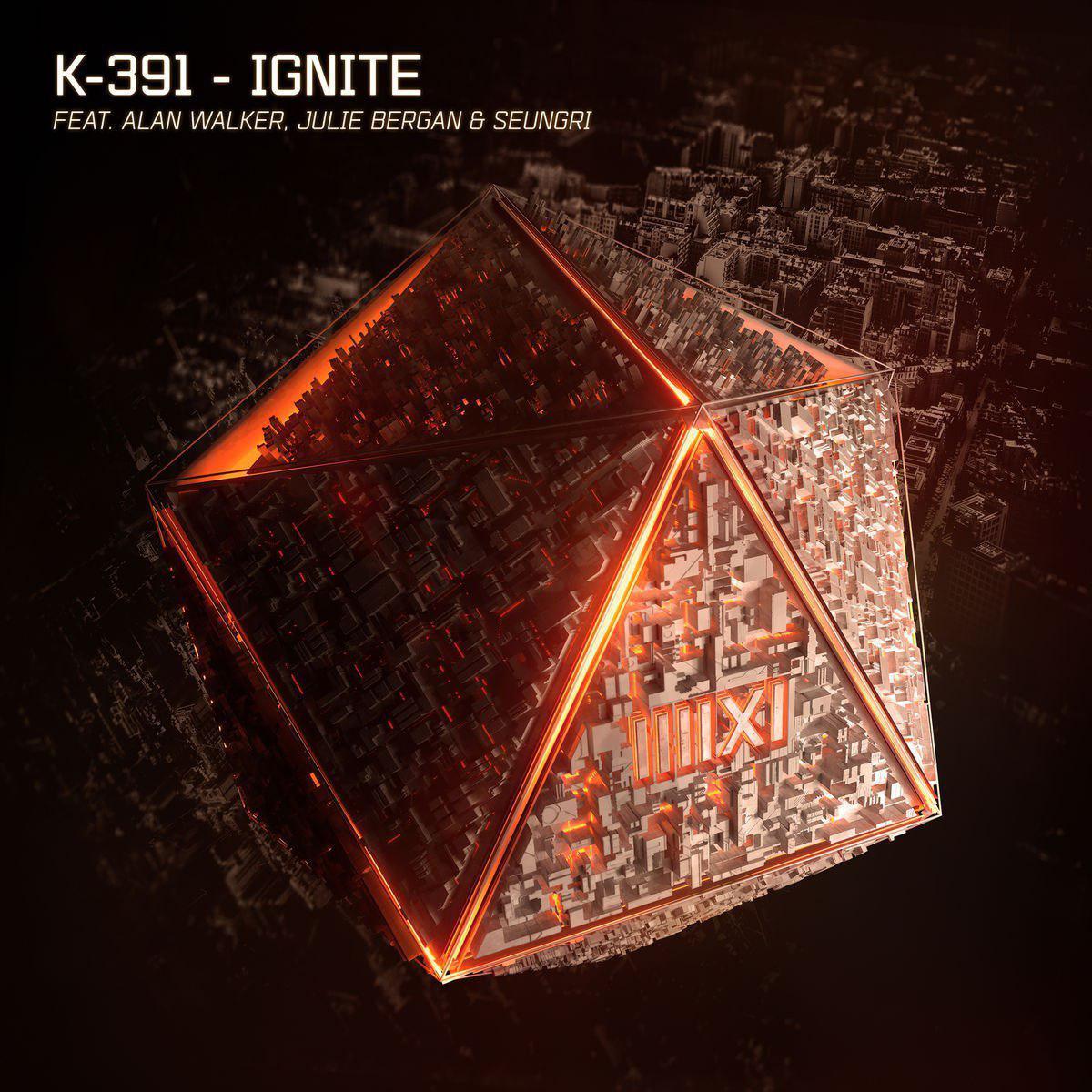 K-391 feat. Alan Walker, Julie Bergan & SEUNGRI - Ignite (Extended Mix)