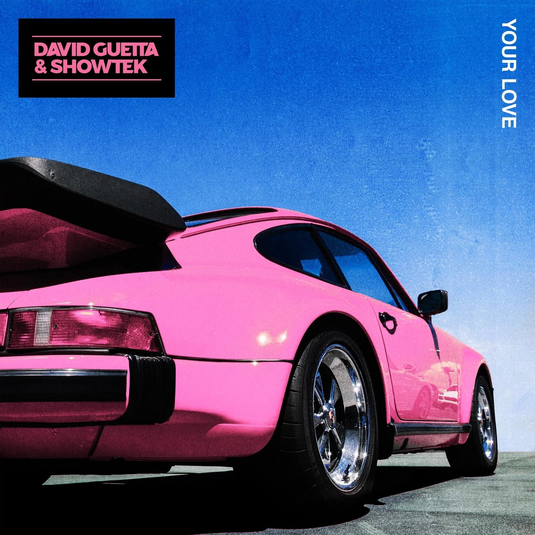 David Guetta & Showtek feat. Vassy - Your Love (Extended Mix)