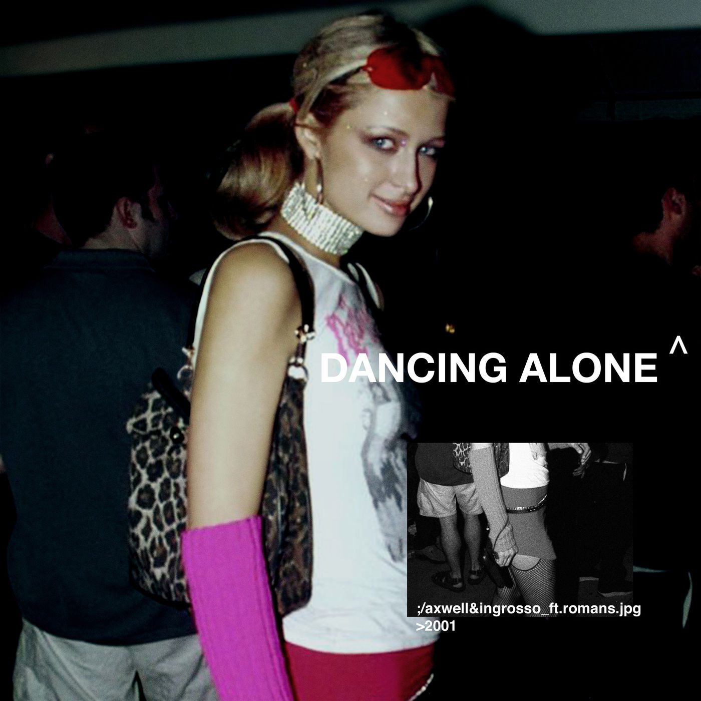 Axwell Λ Ingrosso feat. ROMANS - Dancing Alone